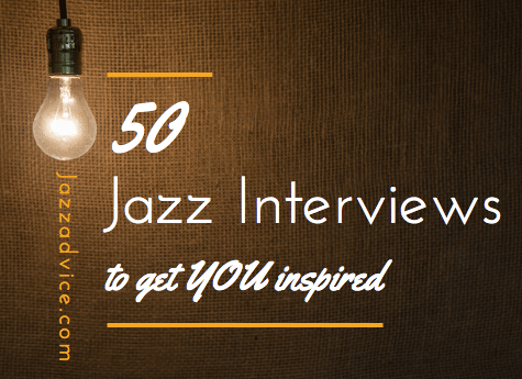 50 Jazz Interviews