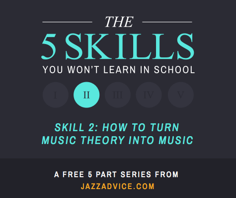 Turn Music Theory Into Music