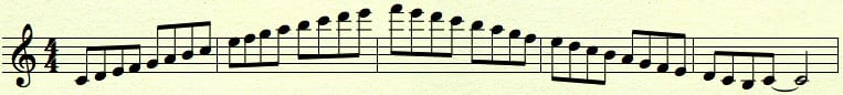 Jazz scales full range of horn
