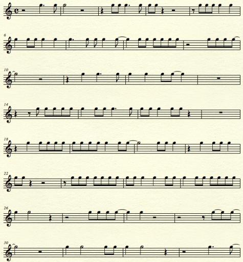Miles So What Rhythms