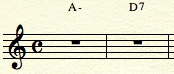 ii V , two measures