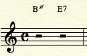 iii Vi, one measure
