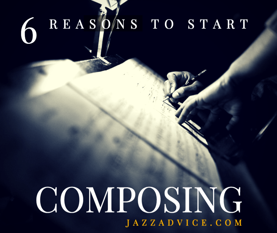 6 Reasons to Start Composing Music