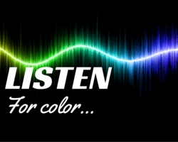 Listen for the chodrd tone color