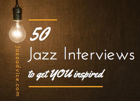 50 Jazz Interviews